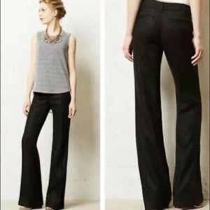 Anthropologie Elevenses | The Brighton Linen Pants